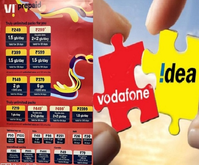Vodafone Idea rebrands itself as 'Vi'; check best offers, recharge and data plans here