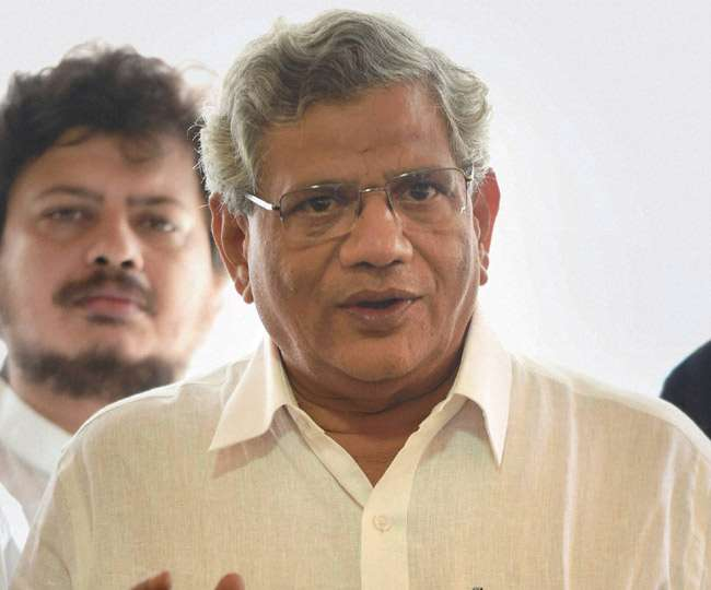 Sitaram Yechury, Yogendra Yadav named in disclosure statement but not charged in riot case, says Delhi Police
