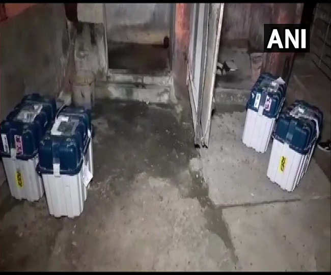 West Bengal Polls: Sector officer suspended after EVMs, VVPATs found at TMC leader's house in Uluberia