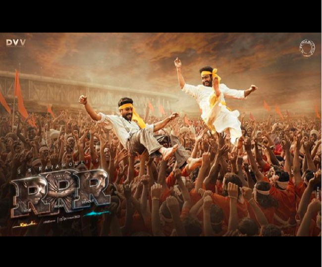 SS Rajamouli's RRR starring Ram Charan, Jr NTR, Alia Bhatt likely to be postponed due to COVID situation: Report