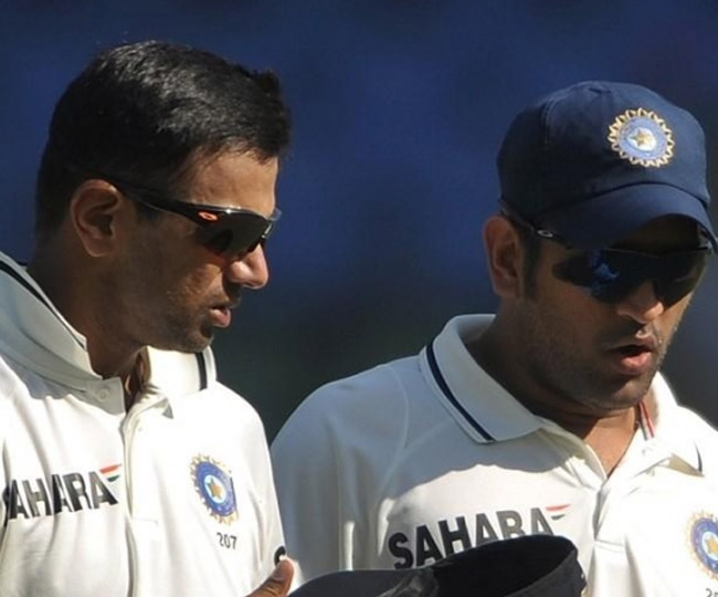 'That's how you play?': Virender Sehwag recalls when Rahul Dravid got 'really angry' with MS Dhoni