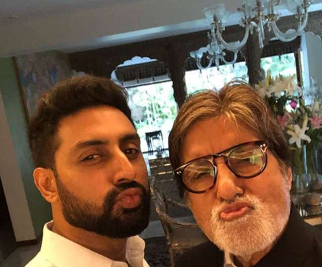 Amitabh Bachchan's THIS response after watching The Big Bull made Abhishek Bachchan the 'happiest man'
