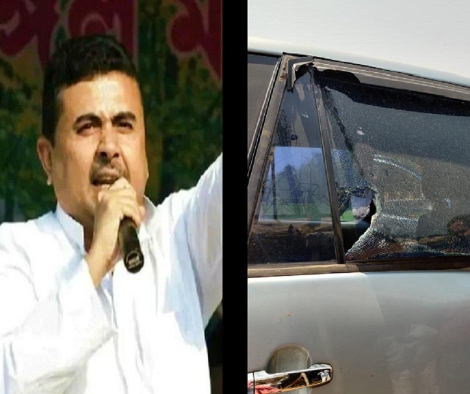 West Bengal Polls | 'Work of Pakistanis': Suvendu Adhikari after attack on convoy in Nandigram