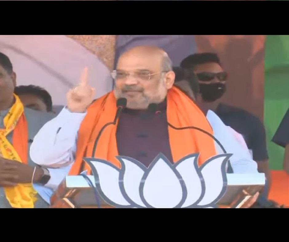 West Bengal Polls | TMC runs govt on 3Ts - 'Tolabaji, Tanashahi, Tushtikaran': Amit Shah's blistering attack at Mamata Banerjee