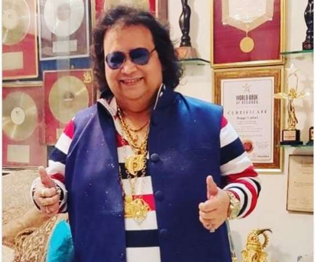 Veteran singer Bappi Lahiri hospitalised after getting diagnosed with COVID-19