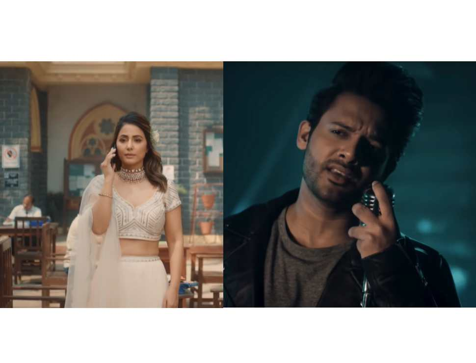 Bedard Song: Hina Khan's new track featuring betrayal strikes a chord with fans