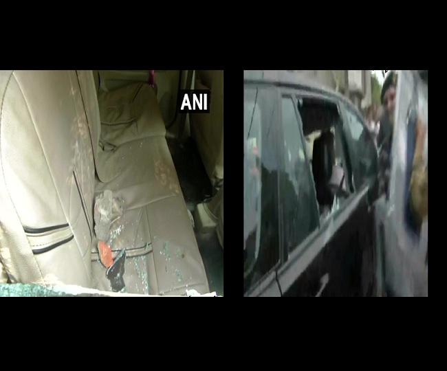 WB Polls: Violence mars 4th phase polling; voter shot dead in Cooch Behar, Locket Chatterjee's car attacked in Hooghly