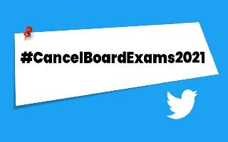 #CancelBoardExams trends on Twitter amid record spike in COVID-19 cases;..