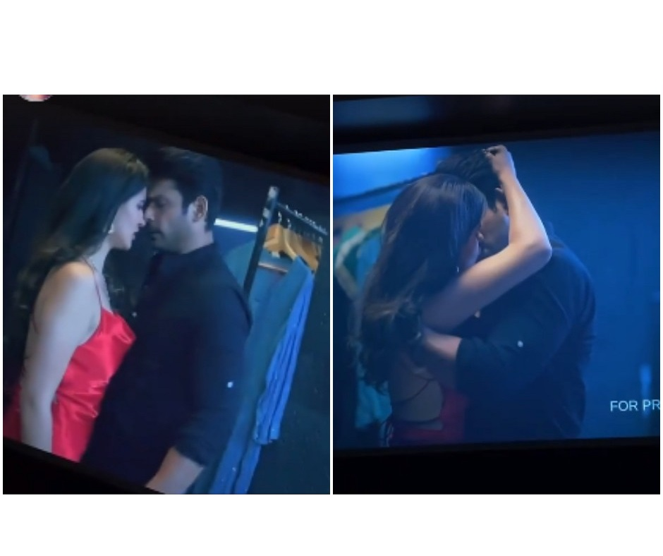 Sidharth Shukla's steamy lip-lock with Sonia Rathee in Broken But Beautiful 3 is breaking the internet   Watch