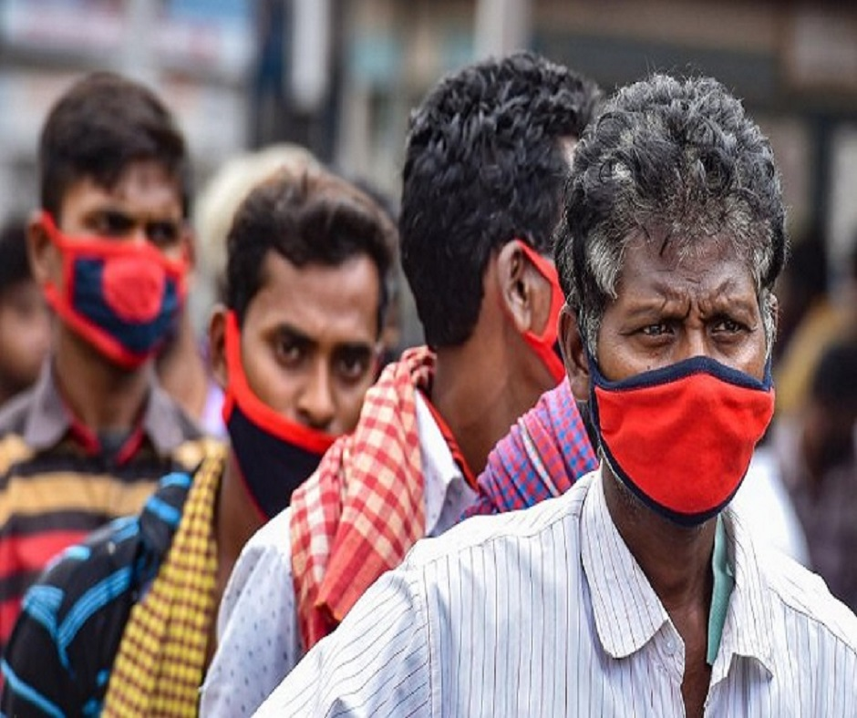 India reports over 1 lakh COVID-19 cases in a day for the first time since outbreak of pandemic