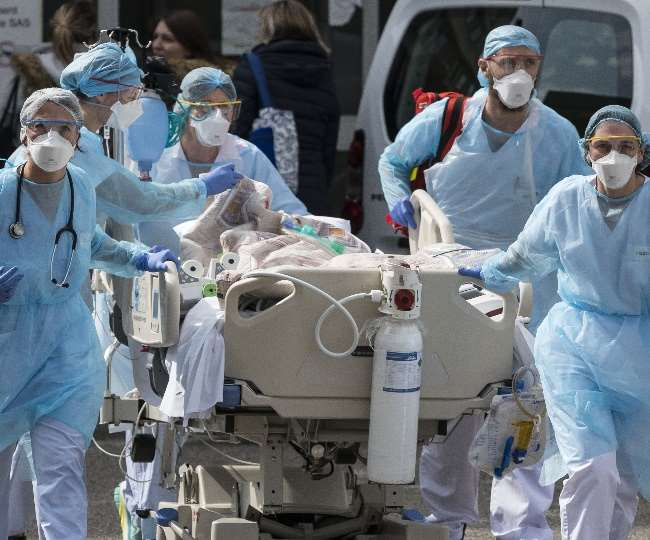 India records biggest-ever surge of 2.34 lakh COVID-19 cases, 1,341 deaths in a day; active caseload nears 17-lakh mark