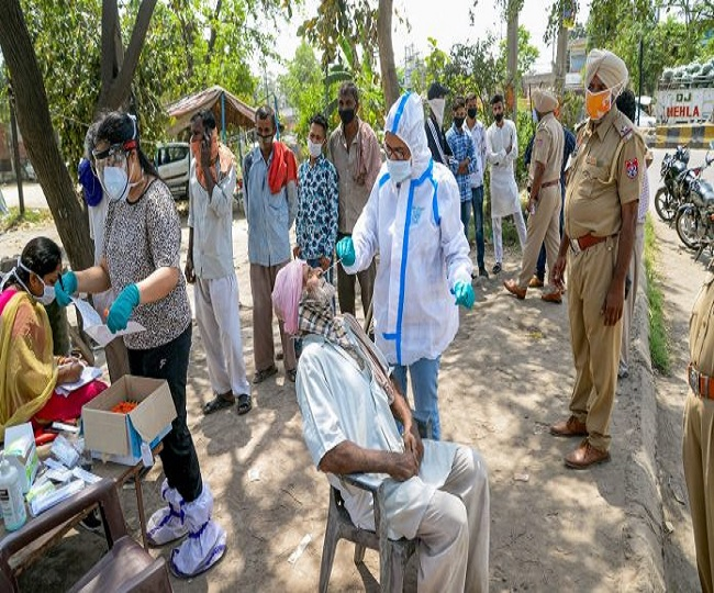 In world's biggest-ever single-day spike, India sees nearly 3.5 lakh COVID-19 cases and 2,624 deaths