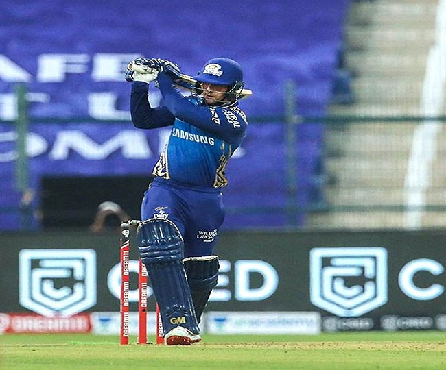 IPL 2021, MI vs RR: De Kock guides Mumbai Indians to seven-wicket win over Rajasthan Royals