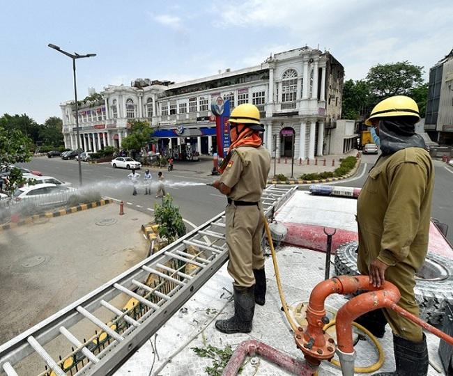 Delhi lockdown extended till May 3 amid acute shortage of oxygen, announces Kejriwal | Updates