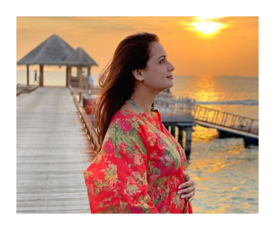 Dia Mirza pregnant with first child; announces pregnancy through Instagram post