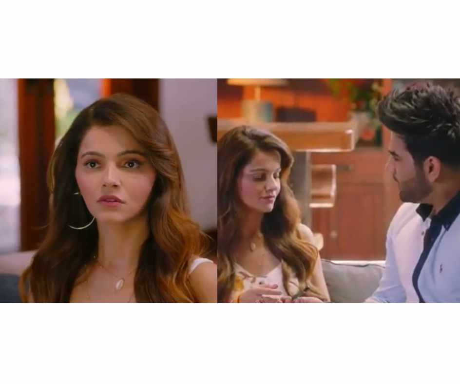 Galat Song Out: Paras Chhabra betrays Rubina Dilaik in Asees Kaur's new track | WATCH