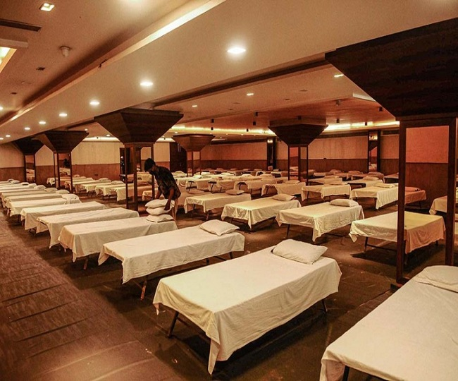'Never made any request': Delhi HC on 100-bed COVID facility at five-star hotel for its judges