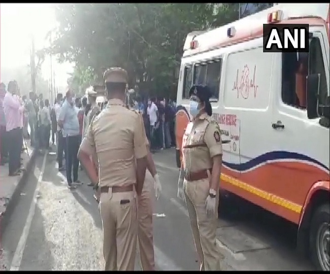 14 COVID patients in ICU killed in Maharashtra hospital fire; PM announces ex-gratia, CM orders probe