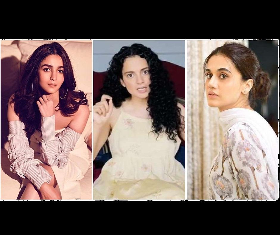 Kangana Ranaut shares why she 'bajaos' actresses like Alia Bhatt, Deepika Padukone and Taapsee Pannu everyday