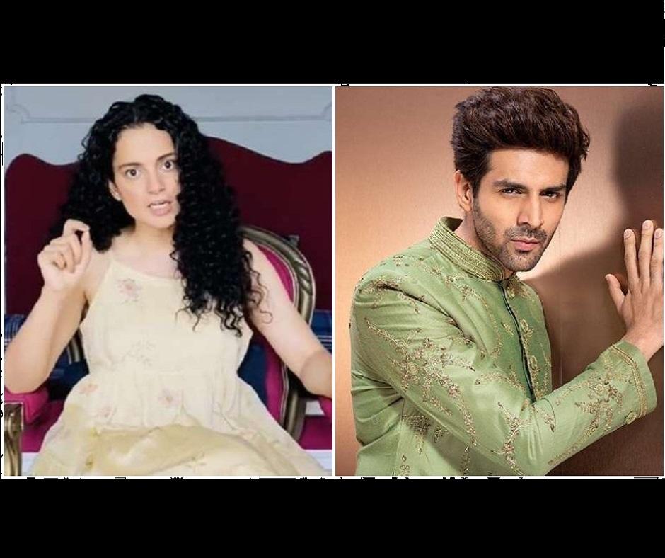 Kangana Ranaut ups the ante against Karan Johar after Kartik Aaryan's ouster from Dostana 2, says 'leave him alone'