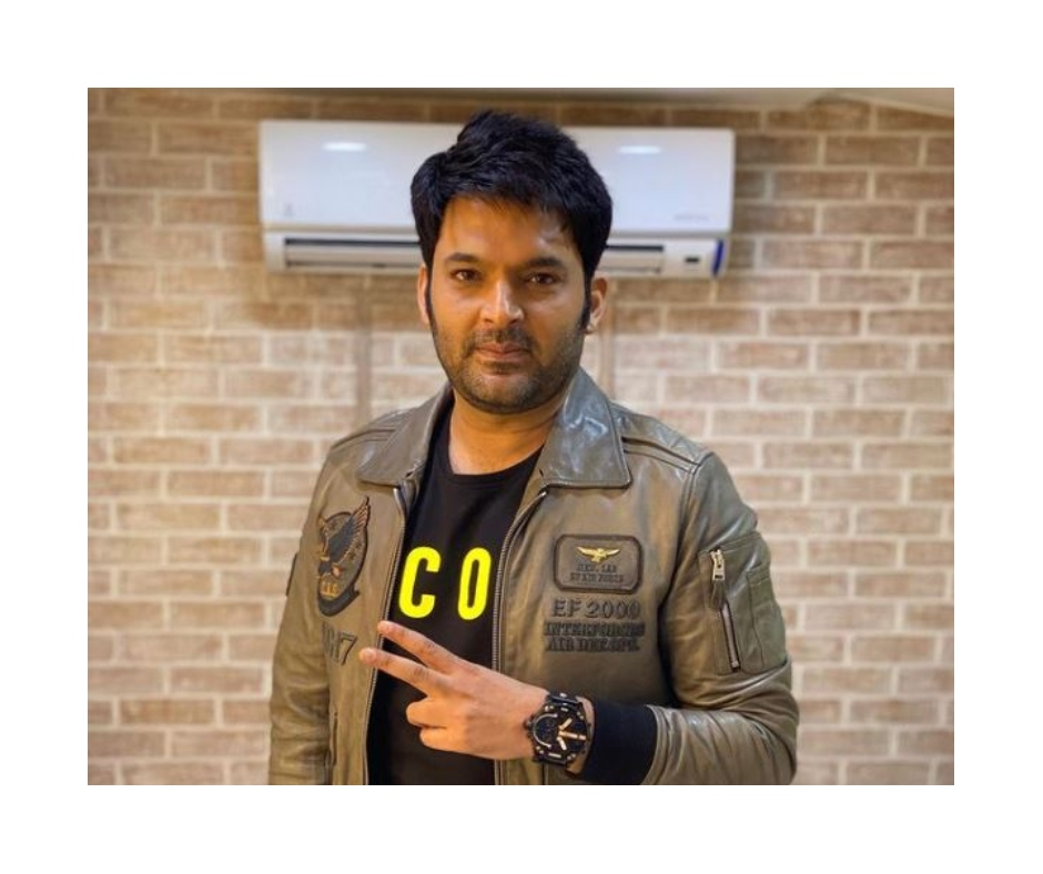 A biography to be published on comedian Kapil Sharma's successful journey to stardom