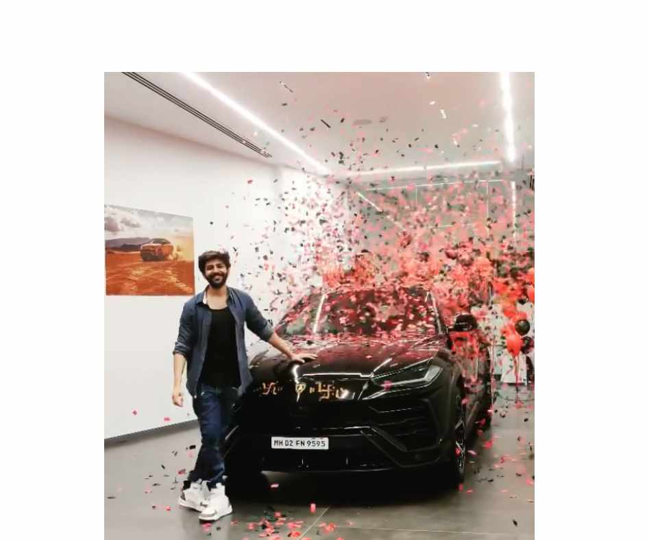 Kartik Aaryan buys Lamborghini Urus worth THIS whopping amount; says 'not made for expensive things' | Watch video