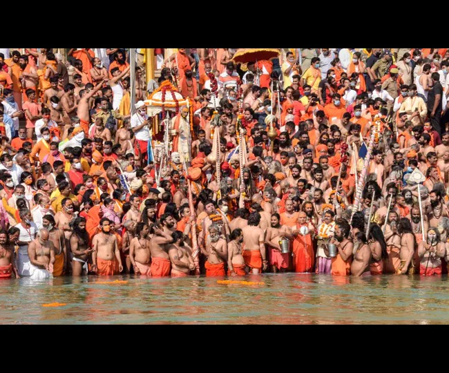 COVID at Kumbh: 2 akhadas exit Mela as over 2,000 test positive, U'khand Govt yet to decide on calling off event
