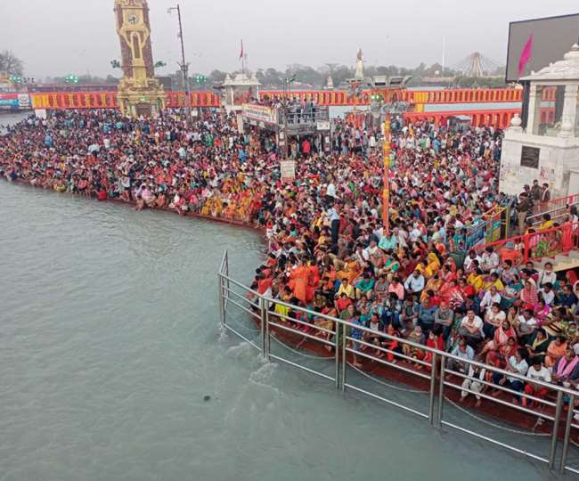 'Kumbh Mela should now only be symbolic in the wake of COVID-19 pandemic': PM Modi