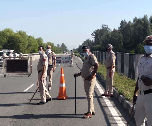 Haryana COVID Restrictions: Lockdown-like curbs imposed in state amid spike in cases | Details here