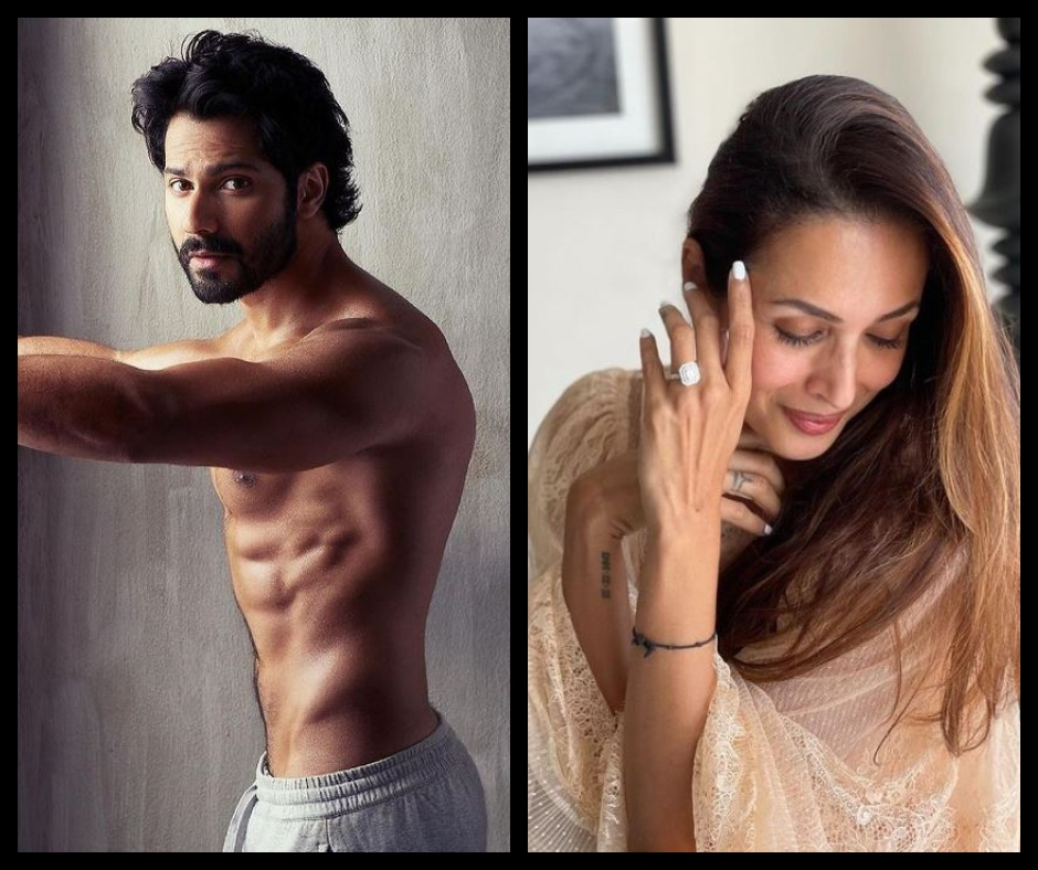 Varun Dhawan shares Malaika Arora's breathing exercises on his Instagram which helped him recover from COVID-19
