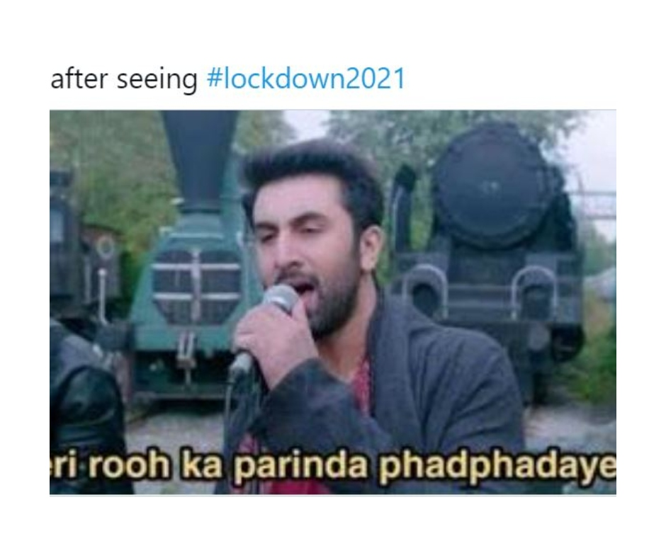 Maharashtra Lockdown: These memes will bring 2020 memories back to life as state government reimposes strict COVID curbs