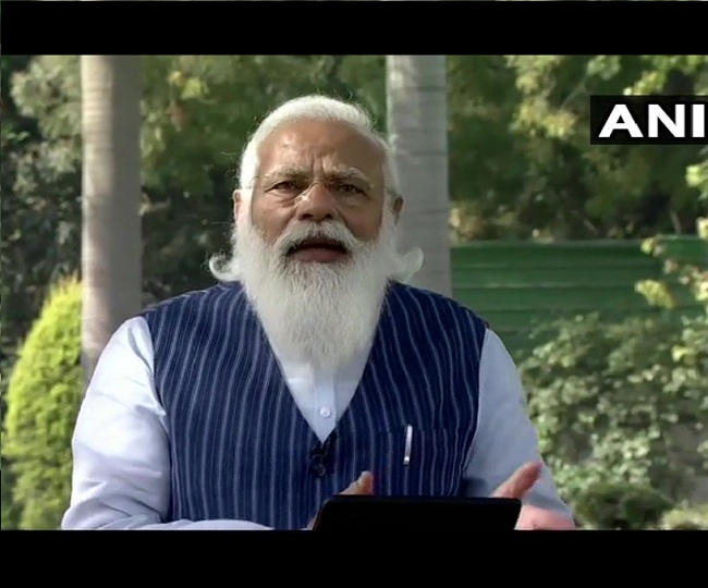 Pariksha Pe Charcha | 'You're scared of something else...': PM Modi asks parents to not put pressure on students