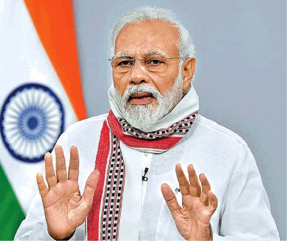 PM Modi makes 4 appeals as 'Tika Utsav' begins in India amid fears over 2nd wave of COVID-19