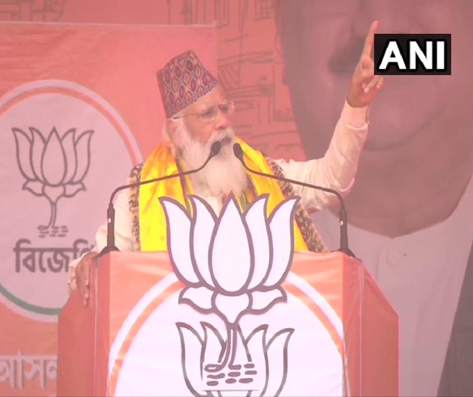 'Your tactics won't work, soon Tolabaaj mukt Bengal will be formed': PM Modi slams TMC as violence rocks West Bengal