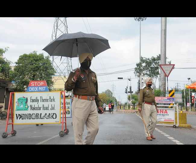 Chandigarh Lockdown: One-day lockdown imposed in UT on April 21 on the occasion of Ram Navmi