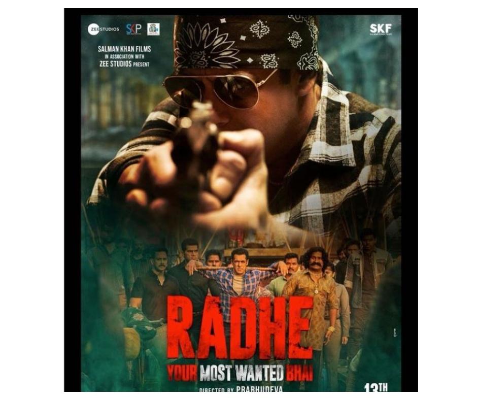 Radhe: Ahead of trailer release Salman Khan shares new poster