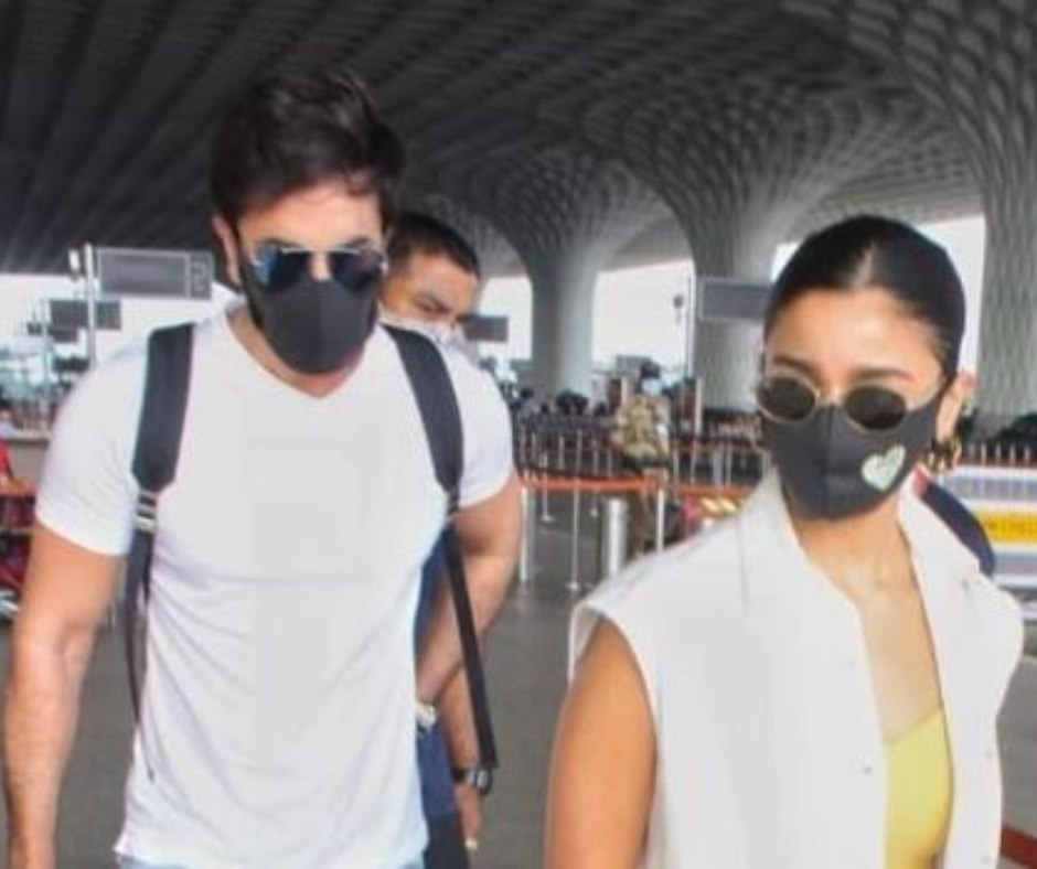 Alia Bhatt, Ranbir Kapoor trolled for going on a holiday during COVID-19 pandemic
