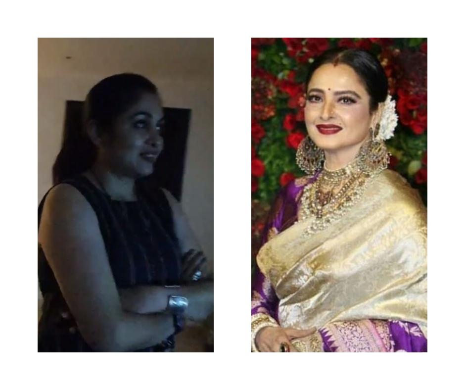 Bahubali's Sivagami aka Ramya Krishnan gets emotional after watching Rekha's video on Indian Idol | Watch