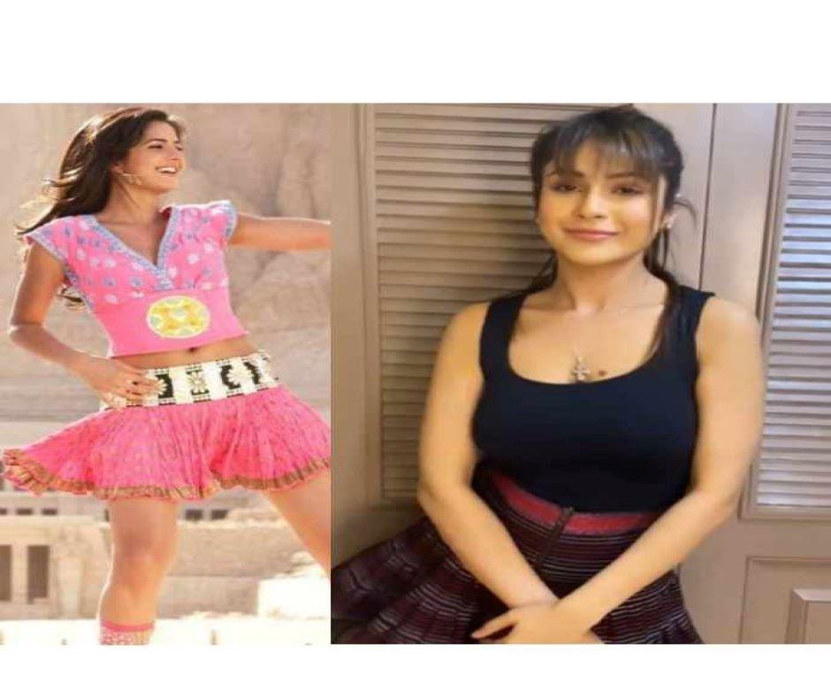 Shehnaaz Gill's latest avatar has uncanny similarities with Katrina Kaif's look from 'Singh Is Kinng' | Watch