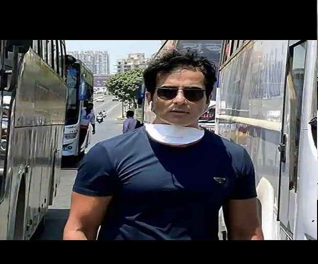 Actor Sonu Sood tests positive for COVID-19; fans say 'we don't want to lose people like you'