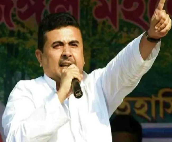 West Bengal Polls: EC issues notice to Suvendu Adhikari over alleged communal overtones in Nandigram speech