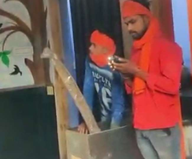 Instant Karma! Thieves trying to steal from temple's donation box get punished by God, here's what happened next   Video