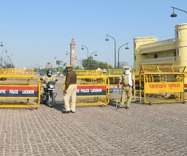 Uttar Pradesh COVID Restrictions: Weekend lockdown to remain in force on Mondays too | Details here
