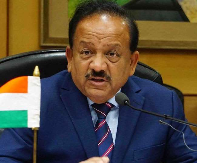 'Some spreading panic': Health Minister slams demands to give vaccine to all, lambasts Maha Govt's 'casual approach'