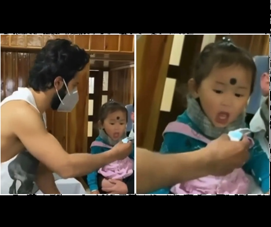 Varun Dhawan feels 'sorry' after doing THIS to a little girl; video will make you go ROFL
