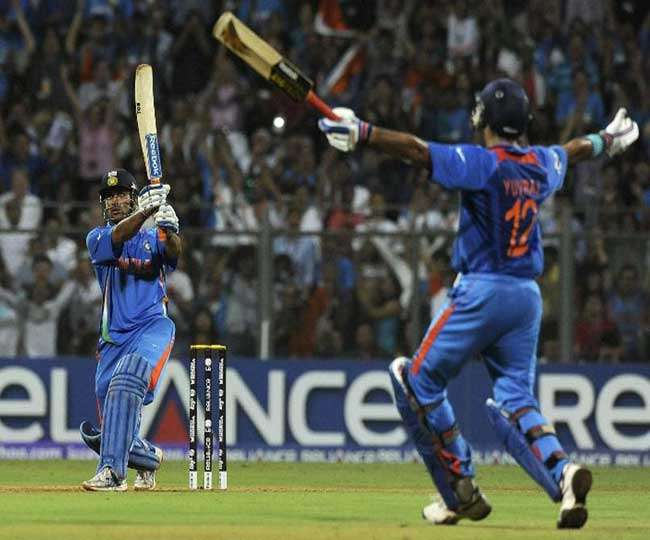 This Day That Year: When MS Dhoni-led India lift its second ODI World Cup after 28 years