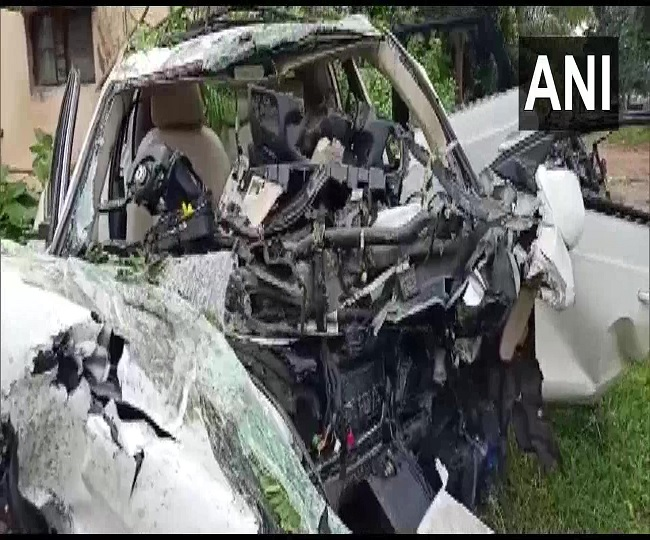 DMK MLA's son and daughter-in-law among seven killed in brutal car accident in Bengaluru