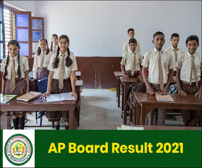 LIVE AP Board 10th Result 2021 DECLARED: Overall pass percentage at 100%; here check topper list