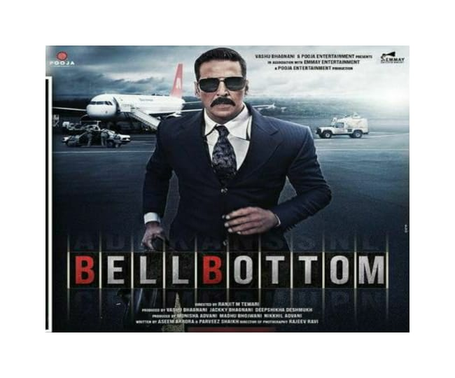 BellBottom Review: Akshay Kumar proves he can pull crowds in theatres by doing what he does best. Saving Indians!