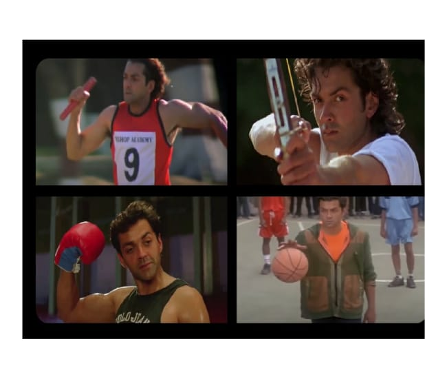 Fan shares Bobby Deol's reel life athlete avatars, actor's amusing reaction is too sweet to miss